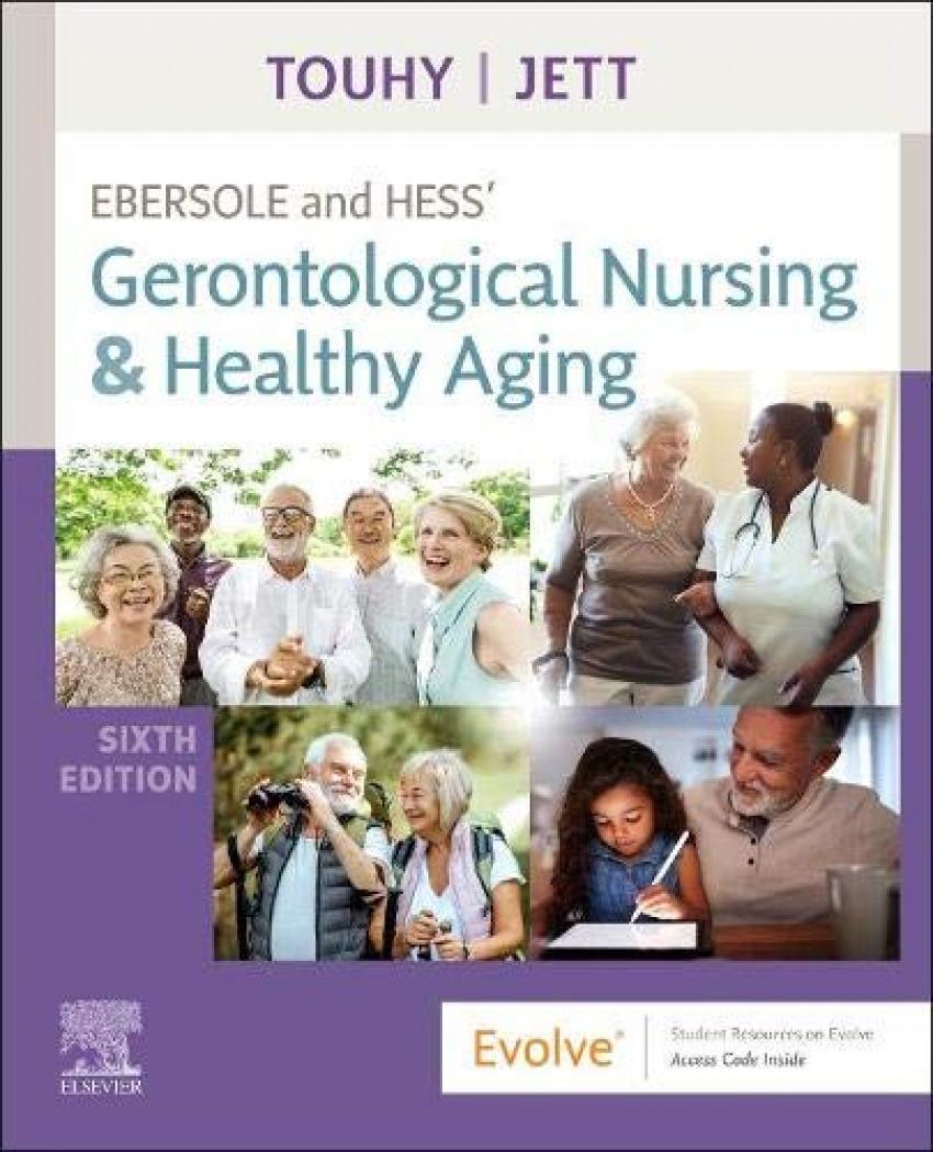 Ebersole and hess´gerontological nursing