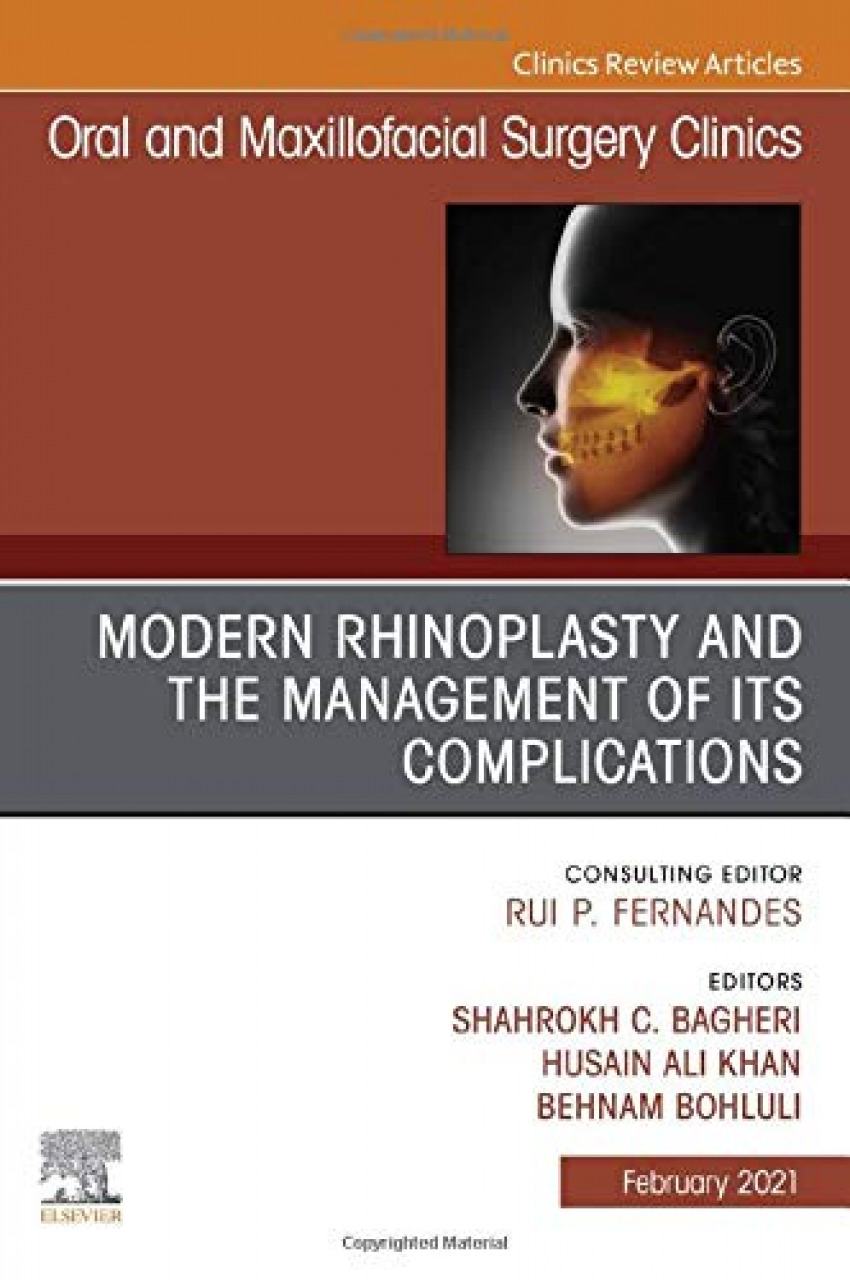 Modern rhinoplasty and the management of its complications