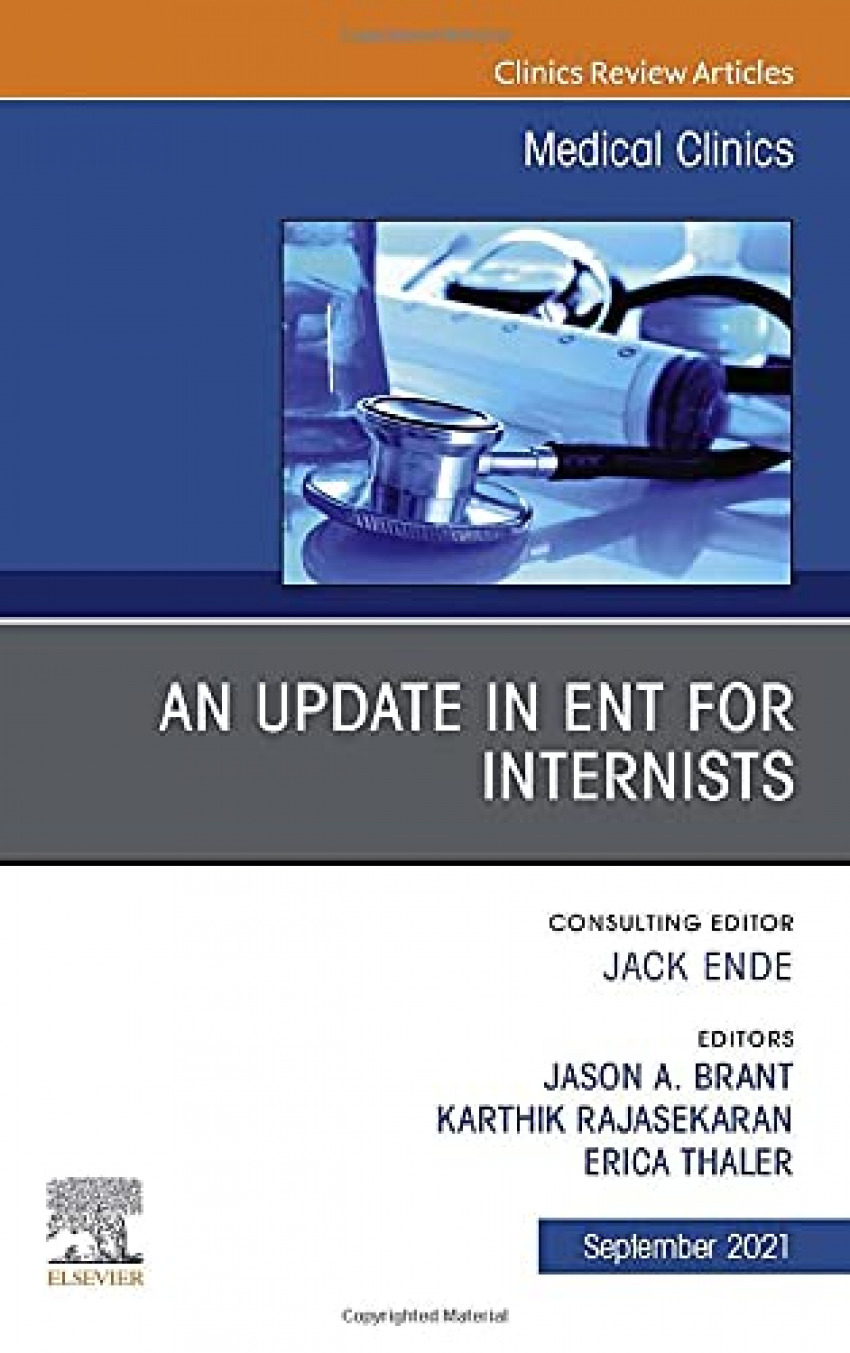 An update in ent for internists