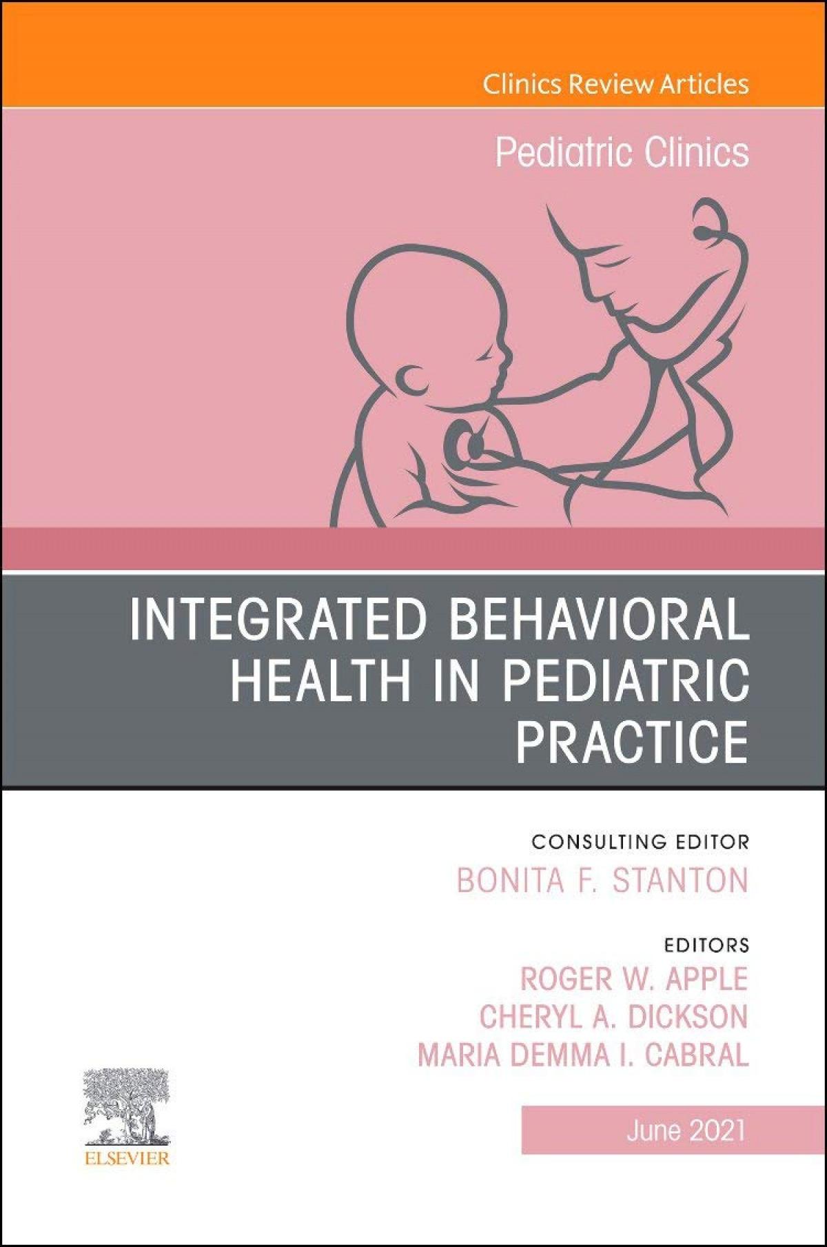 Integrated behavioral health pediatric practice