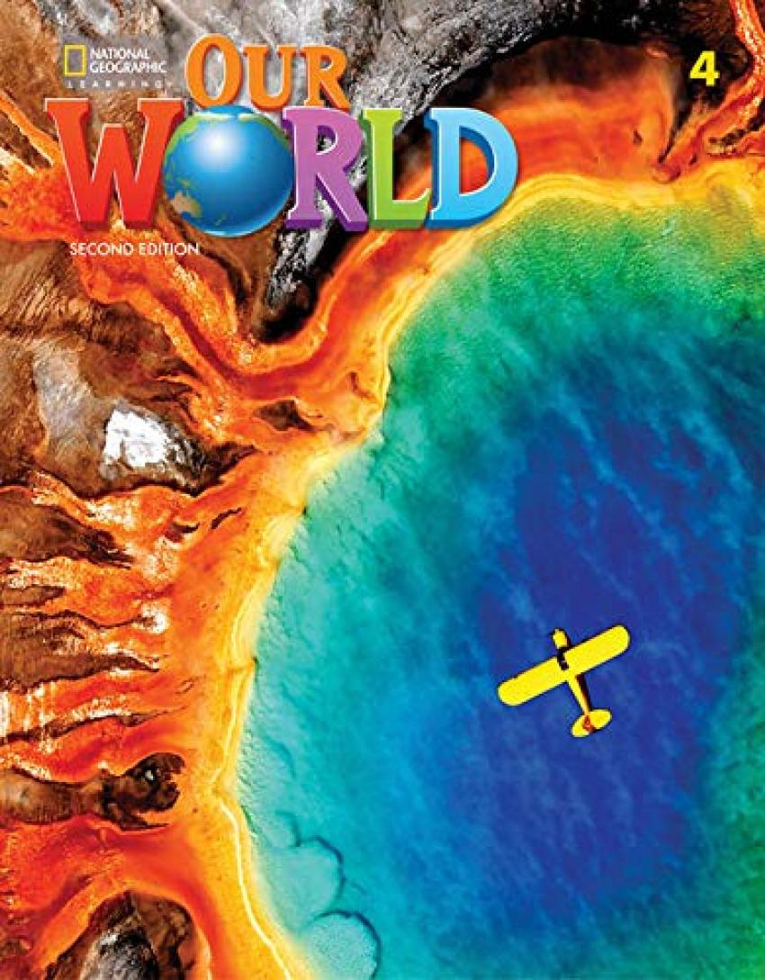OUR WORLD 4 ALUMNO 2E