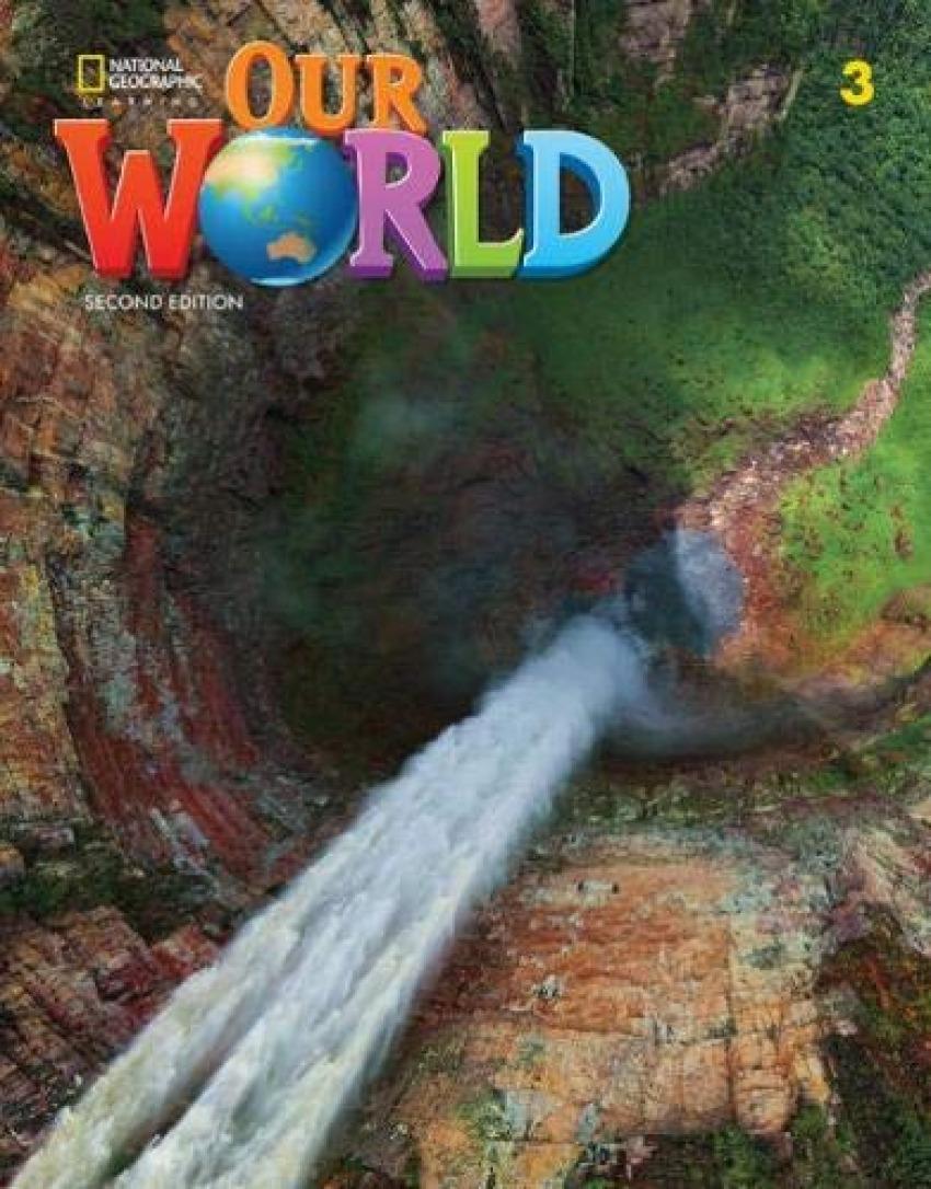 OUR WORLD 3 ALUMNO 2E