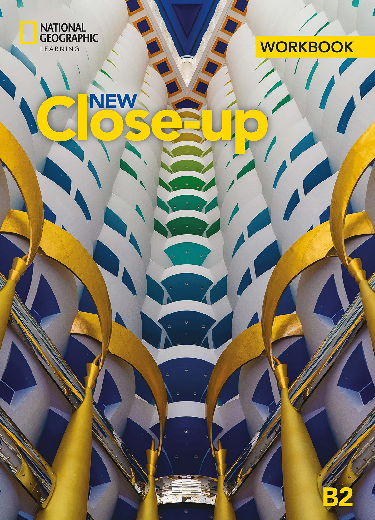 NEW CLOSE-UP B2 WORKBOOK