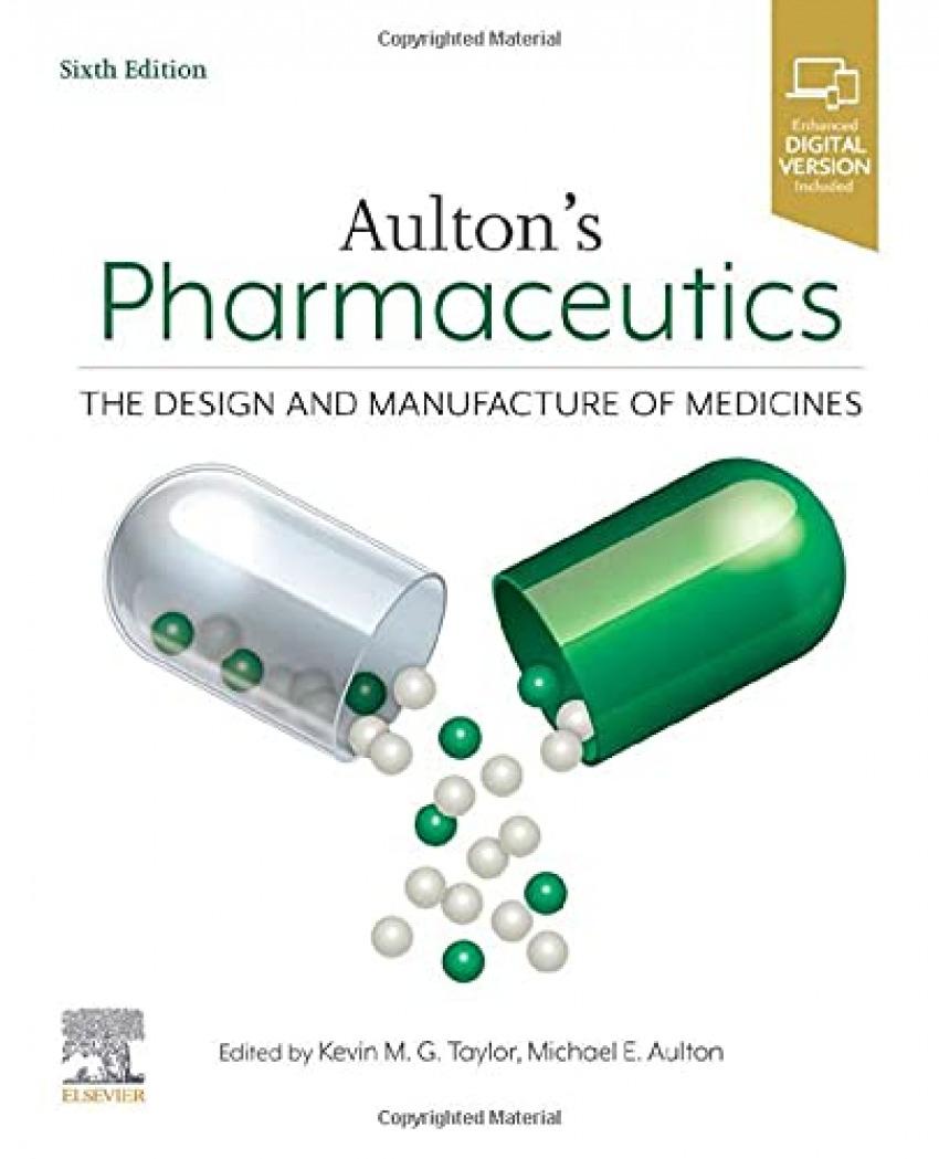 Aulton´s pharmaceutics