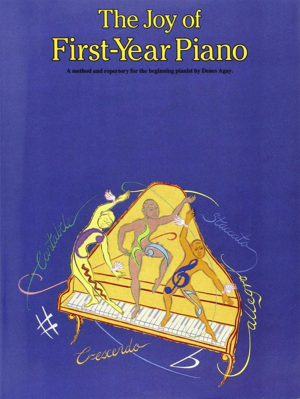 THE JOY OF FIRST YEARS PIANO