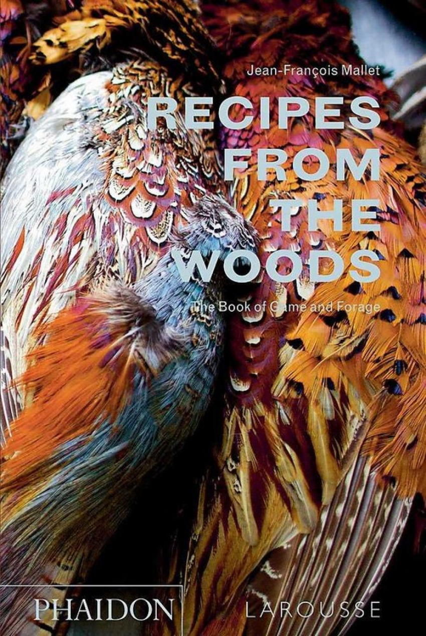 RECIPES FROM THE WOODS THE BOOK OF GAME AND FORAGE
