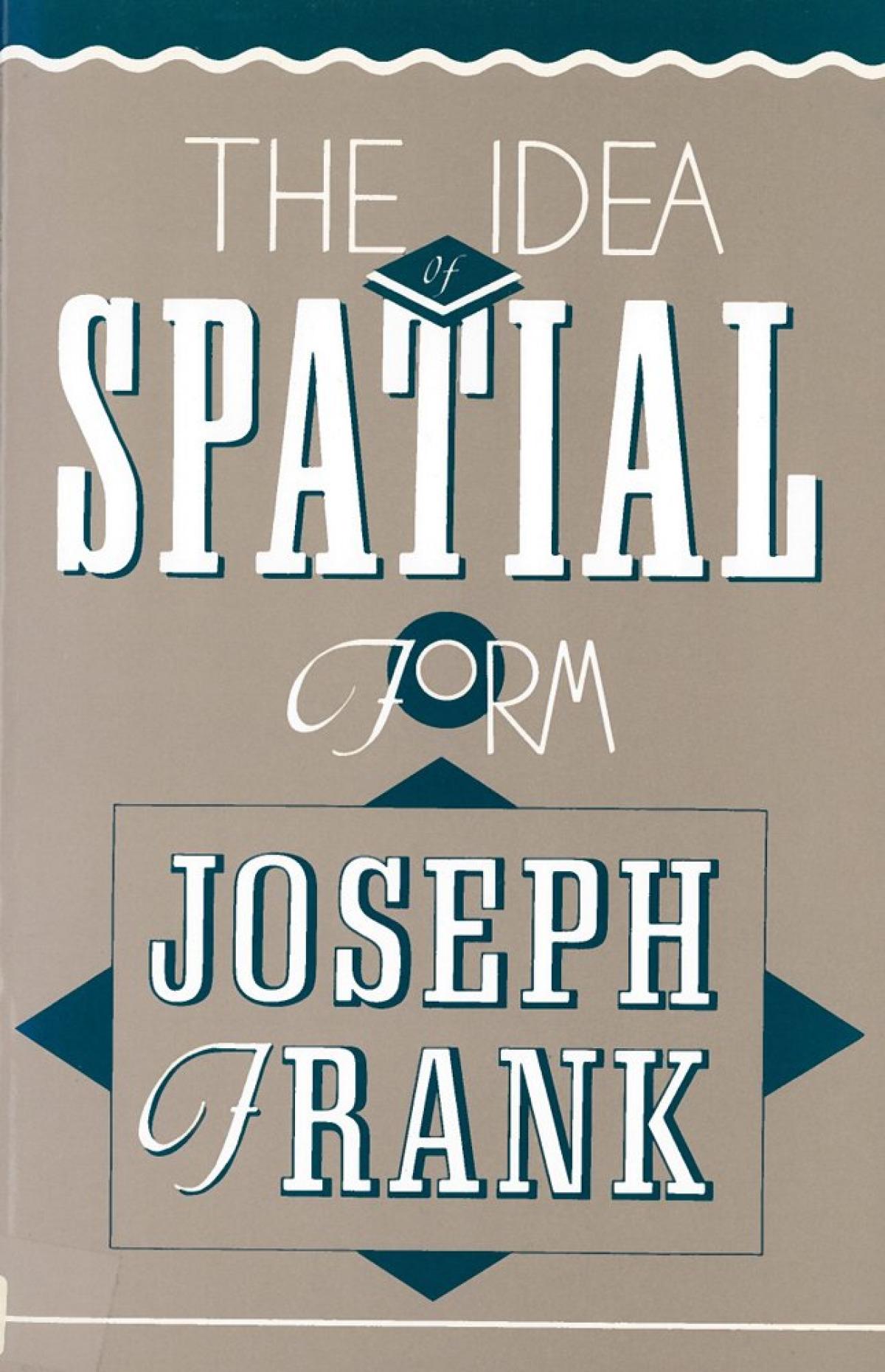 The idea os spatial form