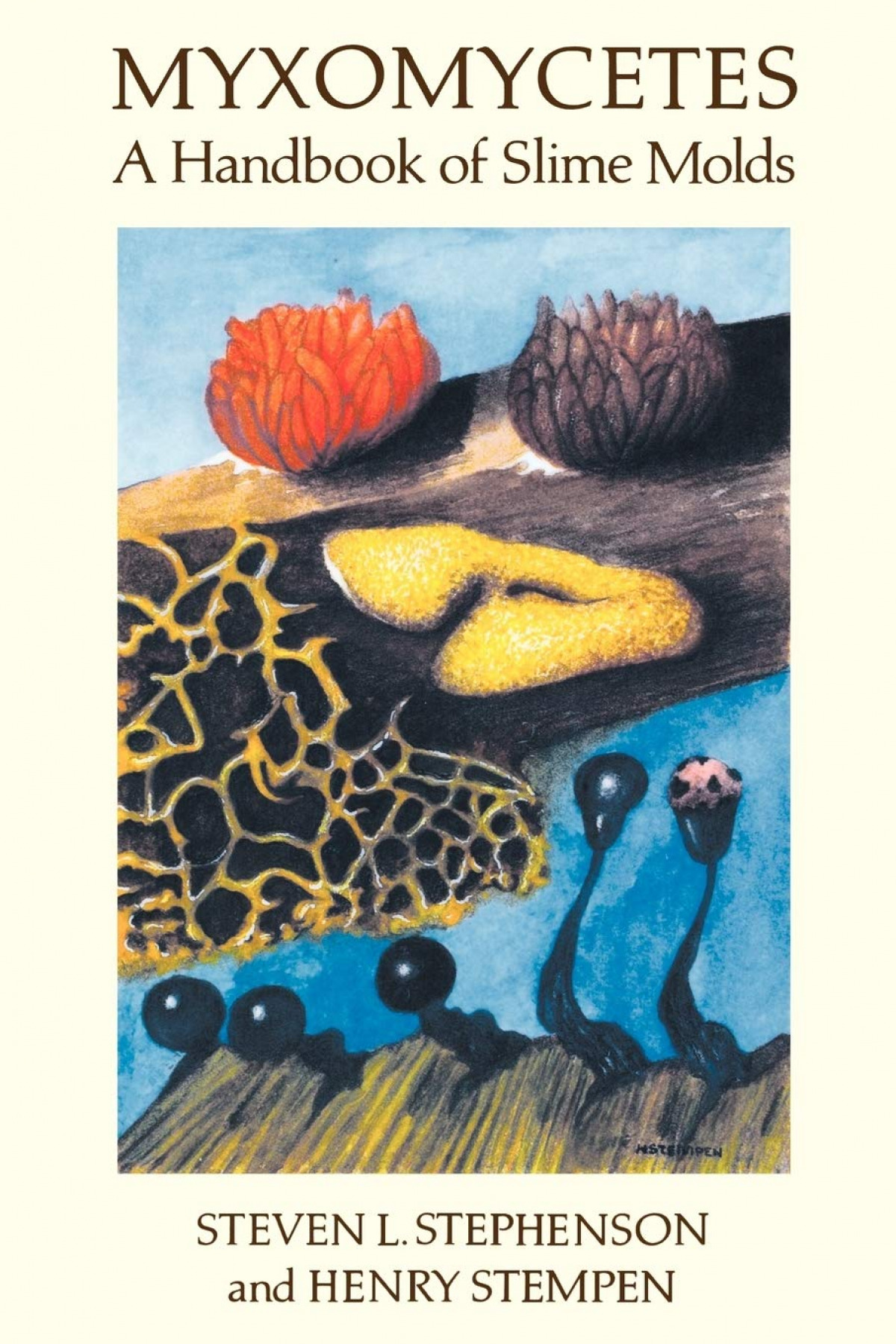 Myxomycetes.handbook of slime molds