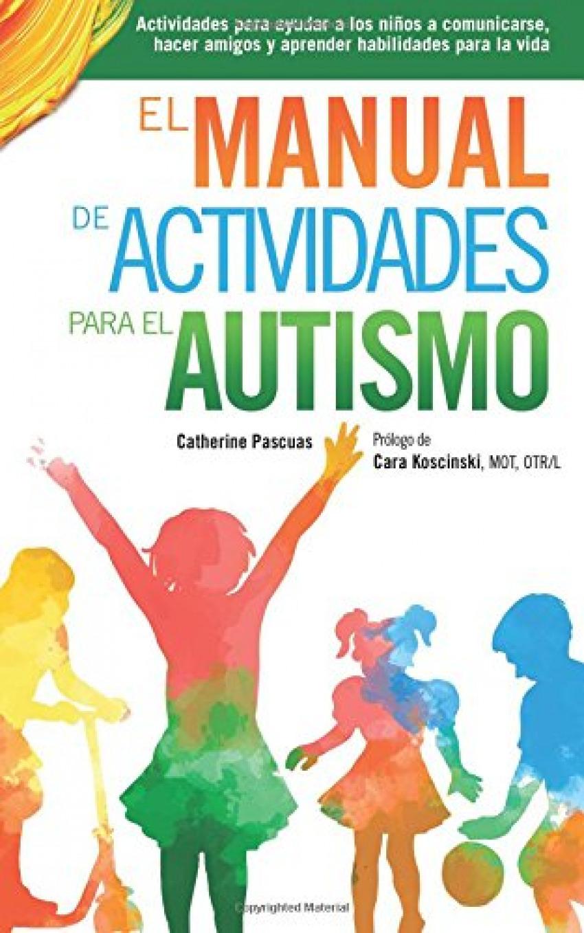 EL MANUAL DE ACTIVIDADES PARA EL AUTISMO: ACTIVIDADES PARA...