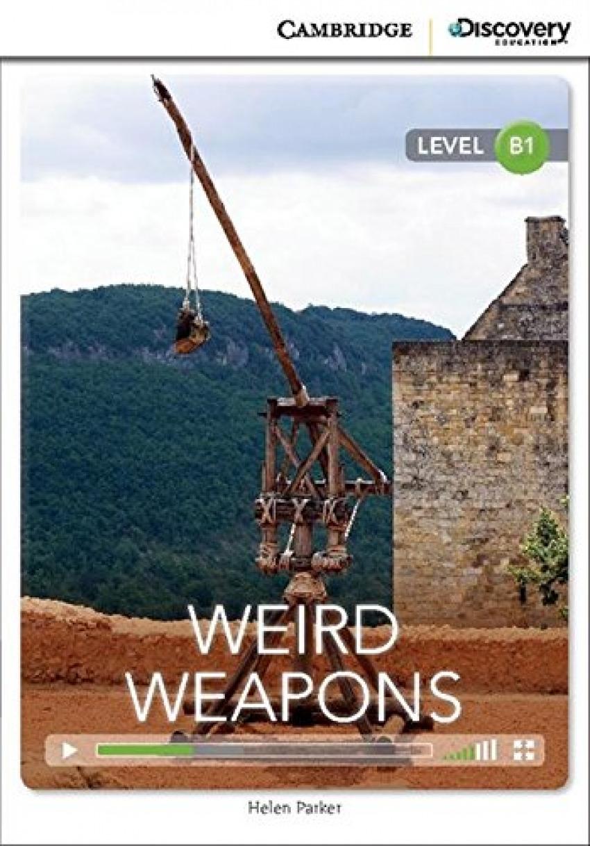 Cdir Int Weird Weapons Bk/Online