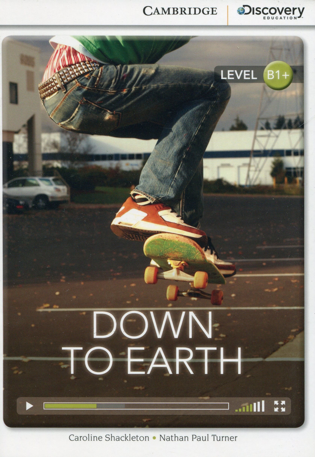 Cdir High-Int Down To Earth Bk/Online