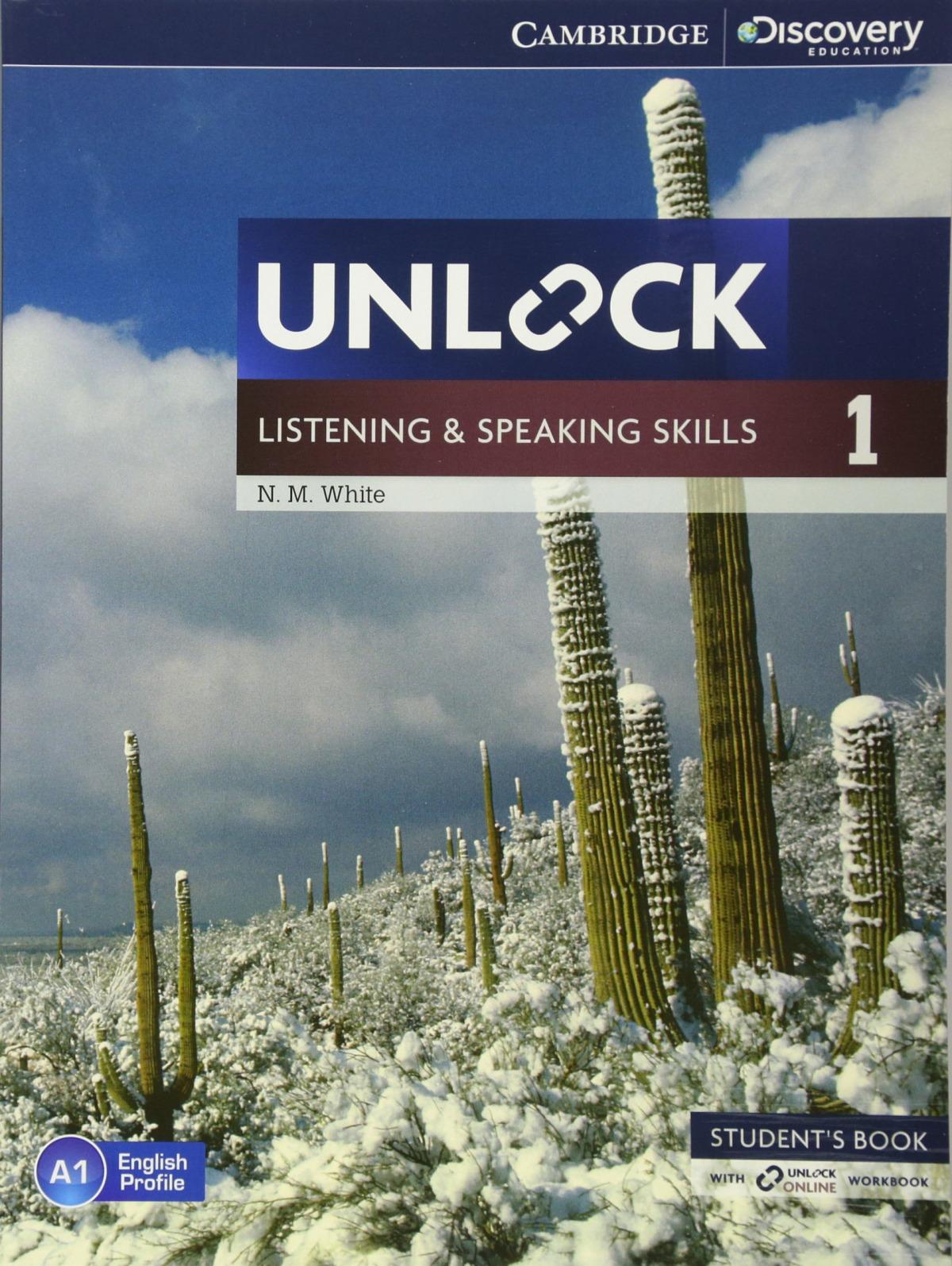 Unlock 1 Listening & Speaking Sb/Online Wb