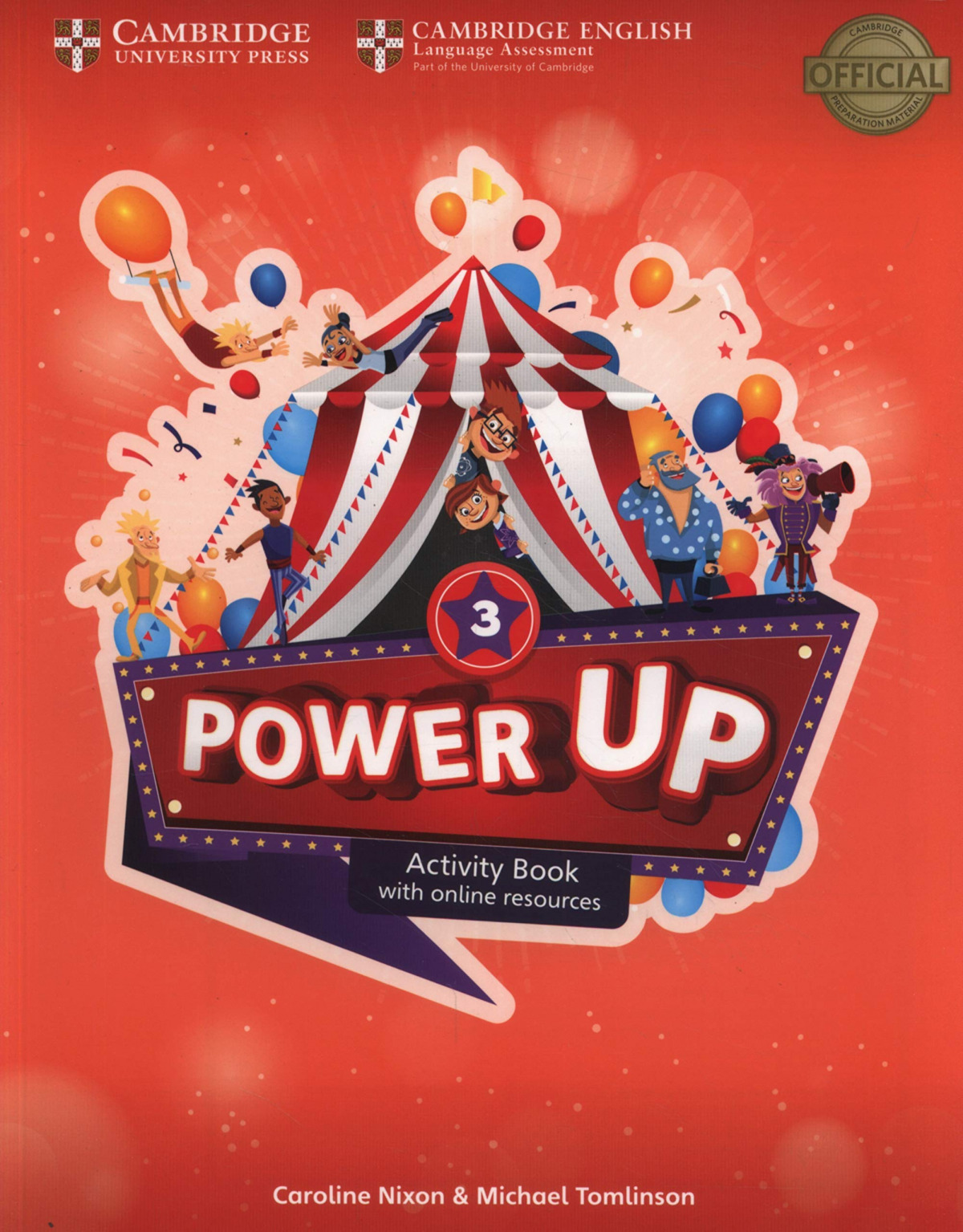 (18).POWER UP LEV.3 ACTIVITY (ONLINE RESOURCES + H