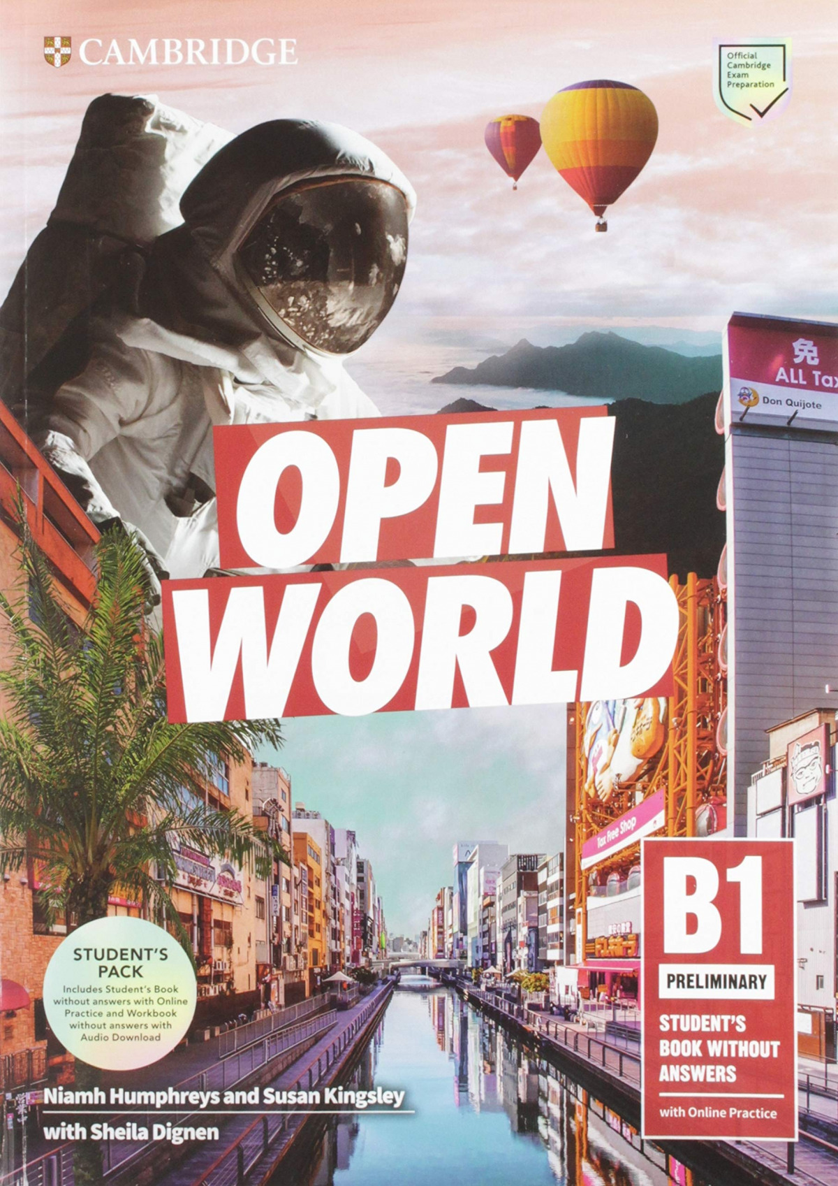 Open World Preliminary. Student's Book Pack (SB wo Answers w Onli