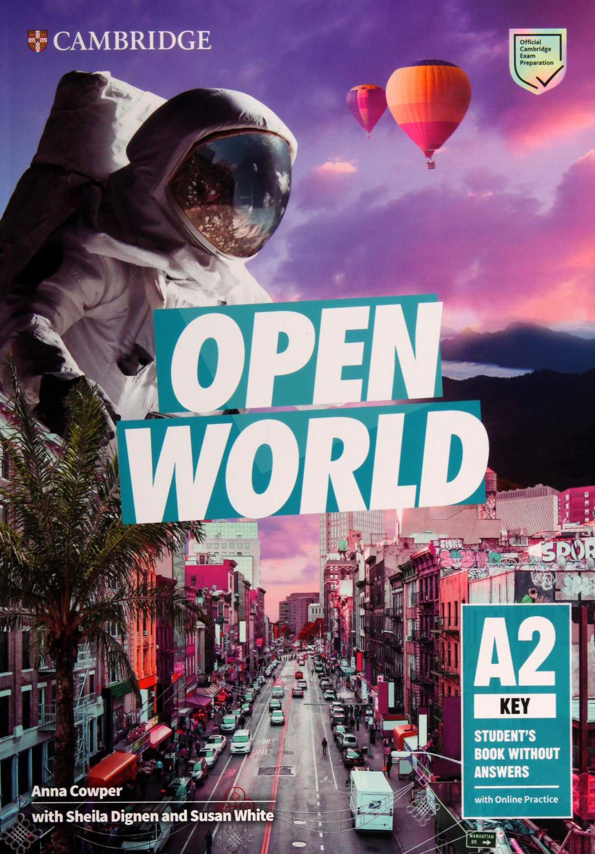 Open world Key StudentÆs Book without Answers with Online Practic