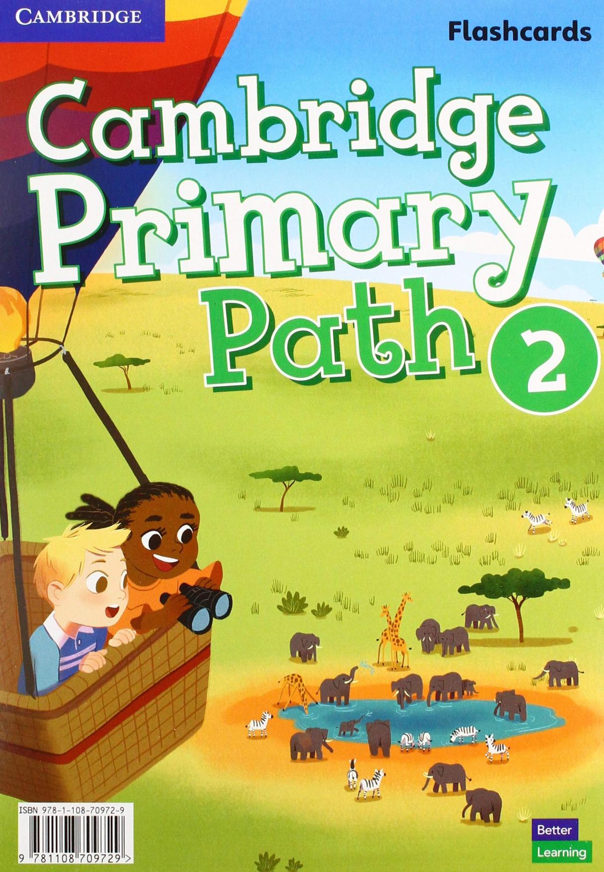 PRIMARY PATH LEVEL 2 FLASHCARDS