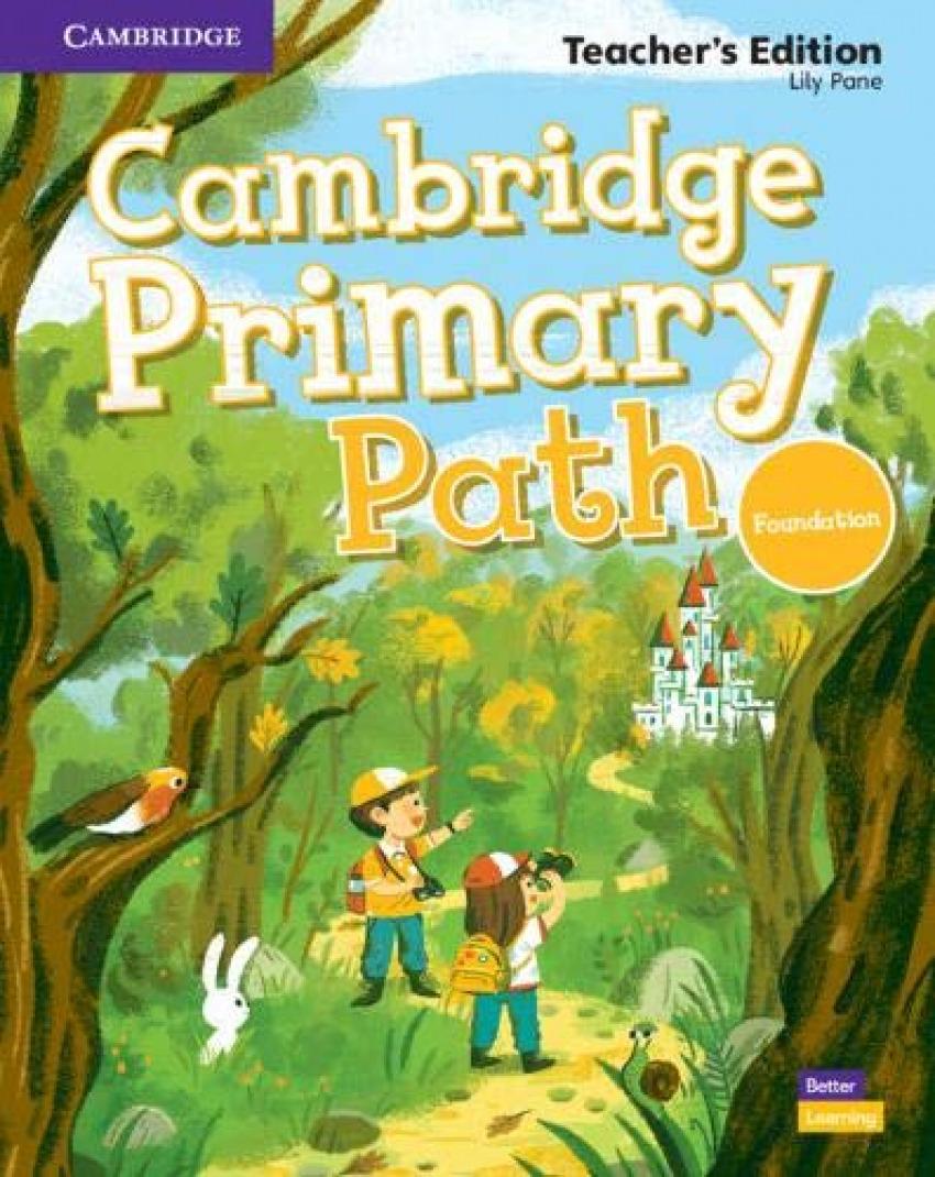 PRIMARY PATH FOUNDATION TEACHERS EDITION