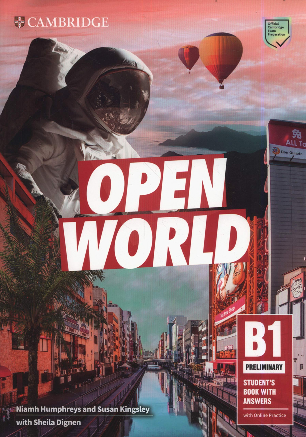 Open World Preliminary. StudentÆs Book with Answers with Online Practice.