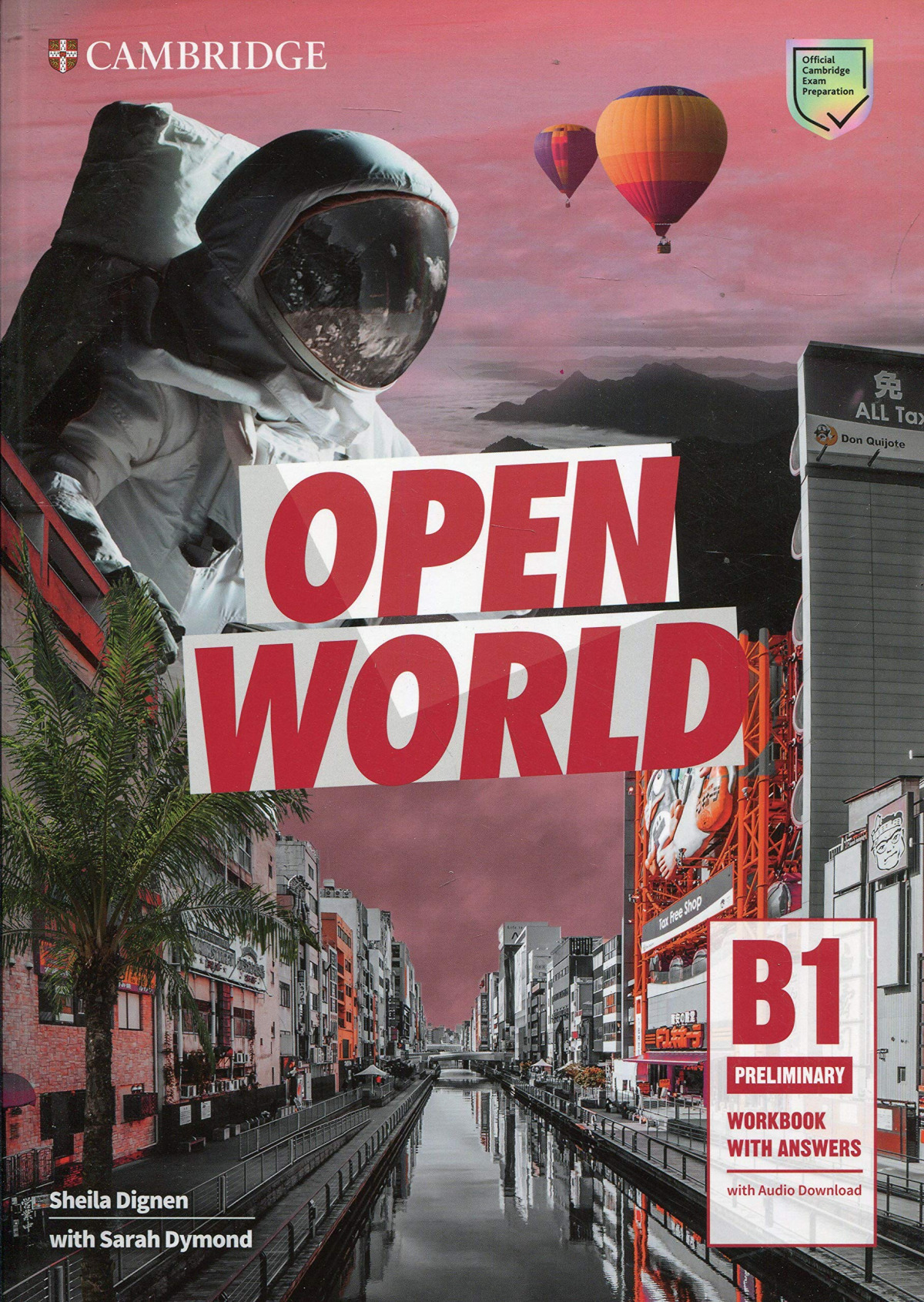 Open World Preliminary. Workbook with Answers with Audio Download.