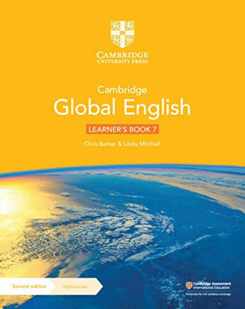 CAMBRIDGE GLOBAL ENGLISH STAGE 7 COURSEBOOK +DIGIT