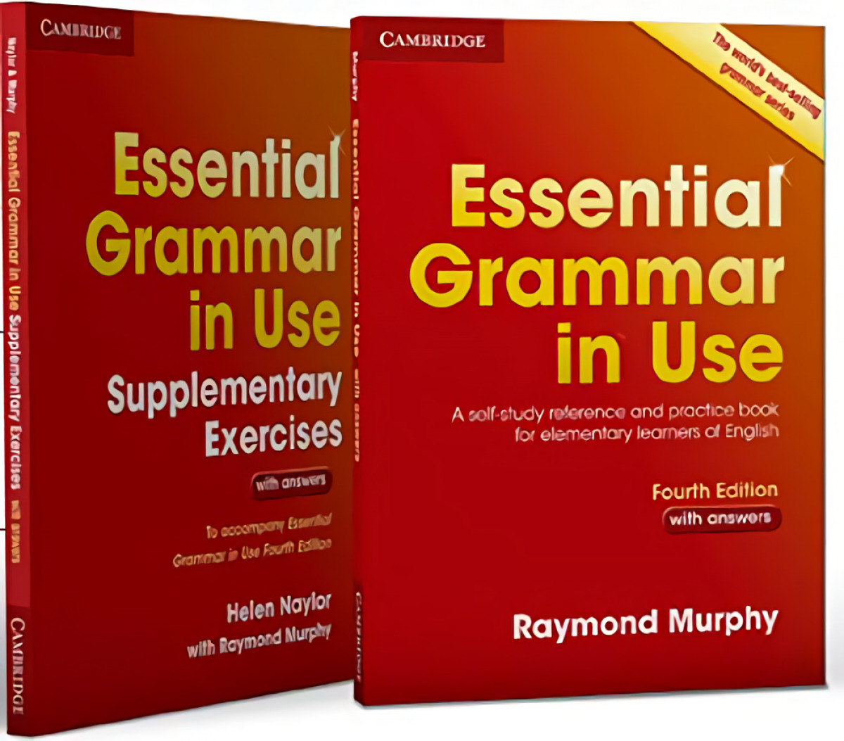 Essential Grammar in Use Fourth edition. Book with Answers and Supplementary Exercises
