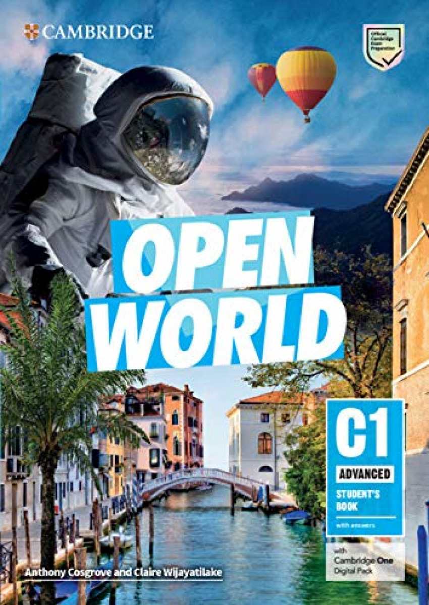 Open World Advanced. Student's Book with Answers.