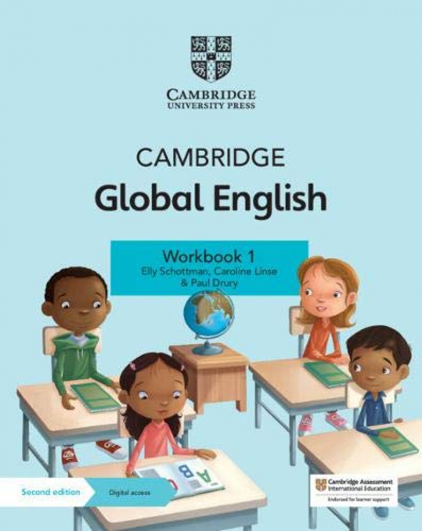 CAMB GLOBAL ENGLISH WORKBOOK+DIG ACCE 1