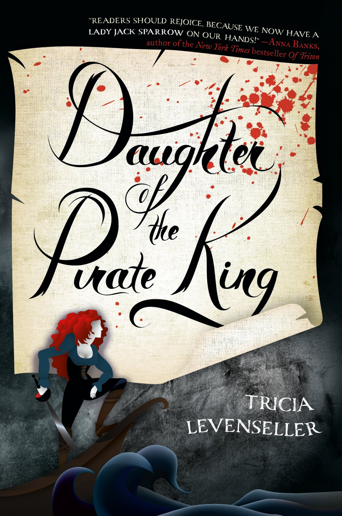 1.DAUGHTER OF THE PIRATE KING