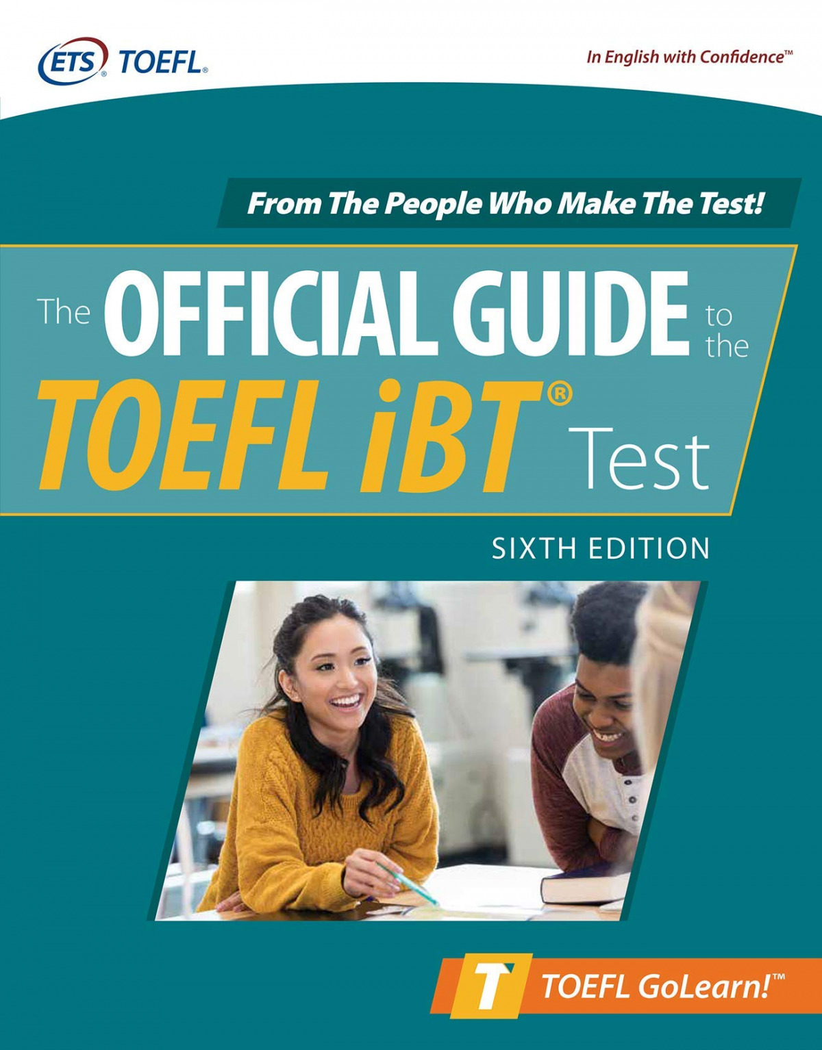 Official Guide to the TOEFL iBT Test
