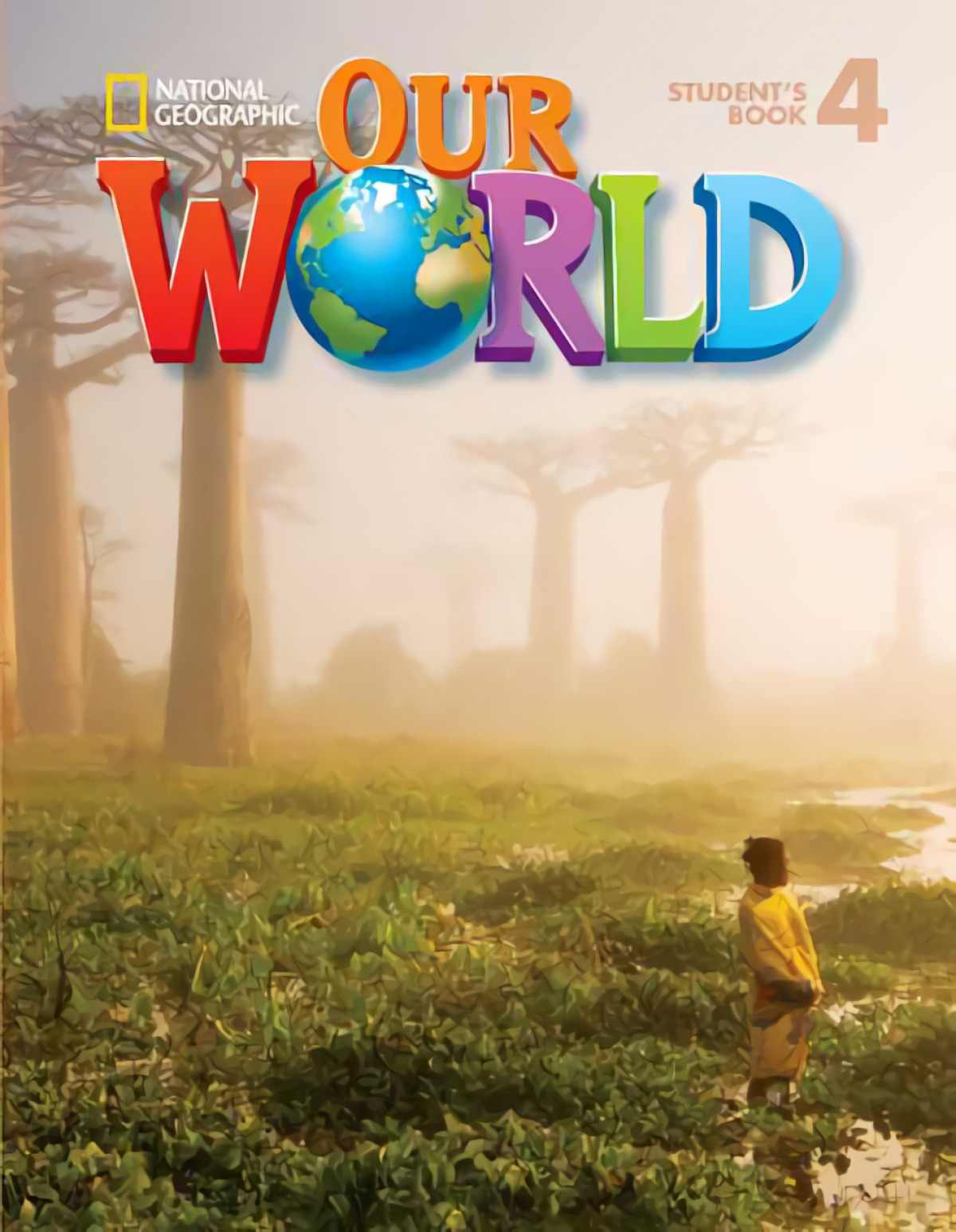 OUR WORLD 4 EJERCICIOS + AUDIO CD
