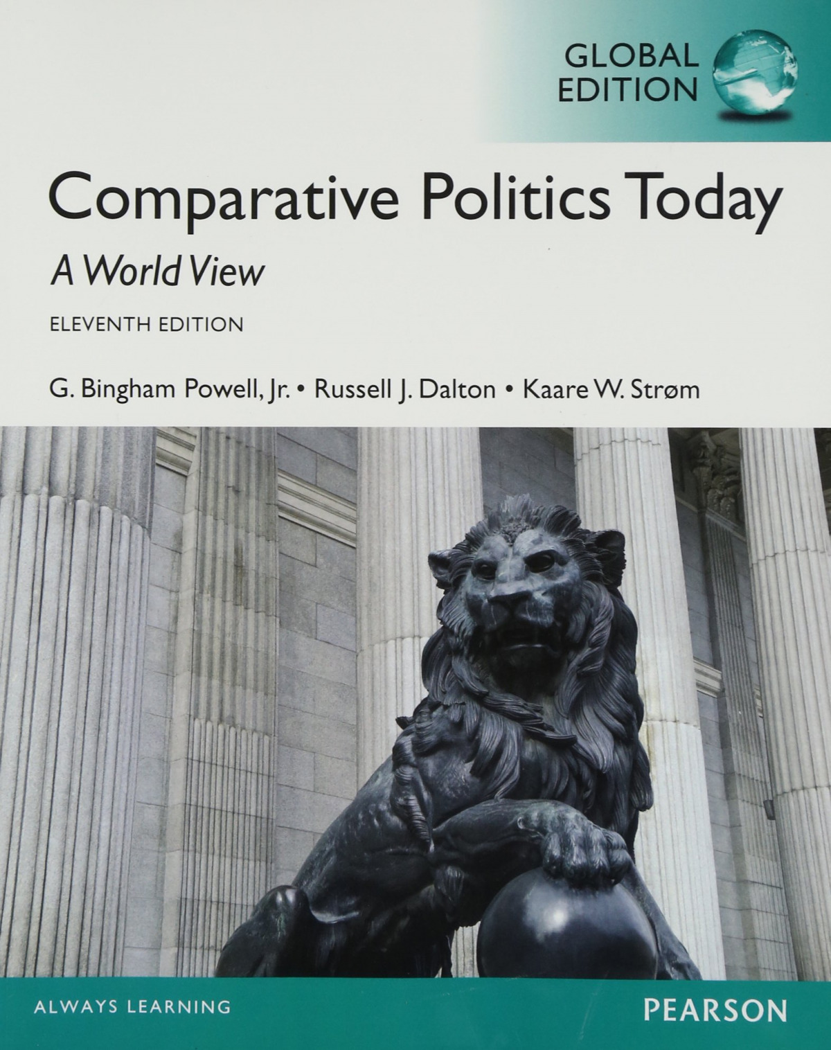 Comparative politics today: a world view, global edition, 1