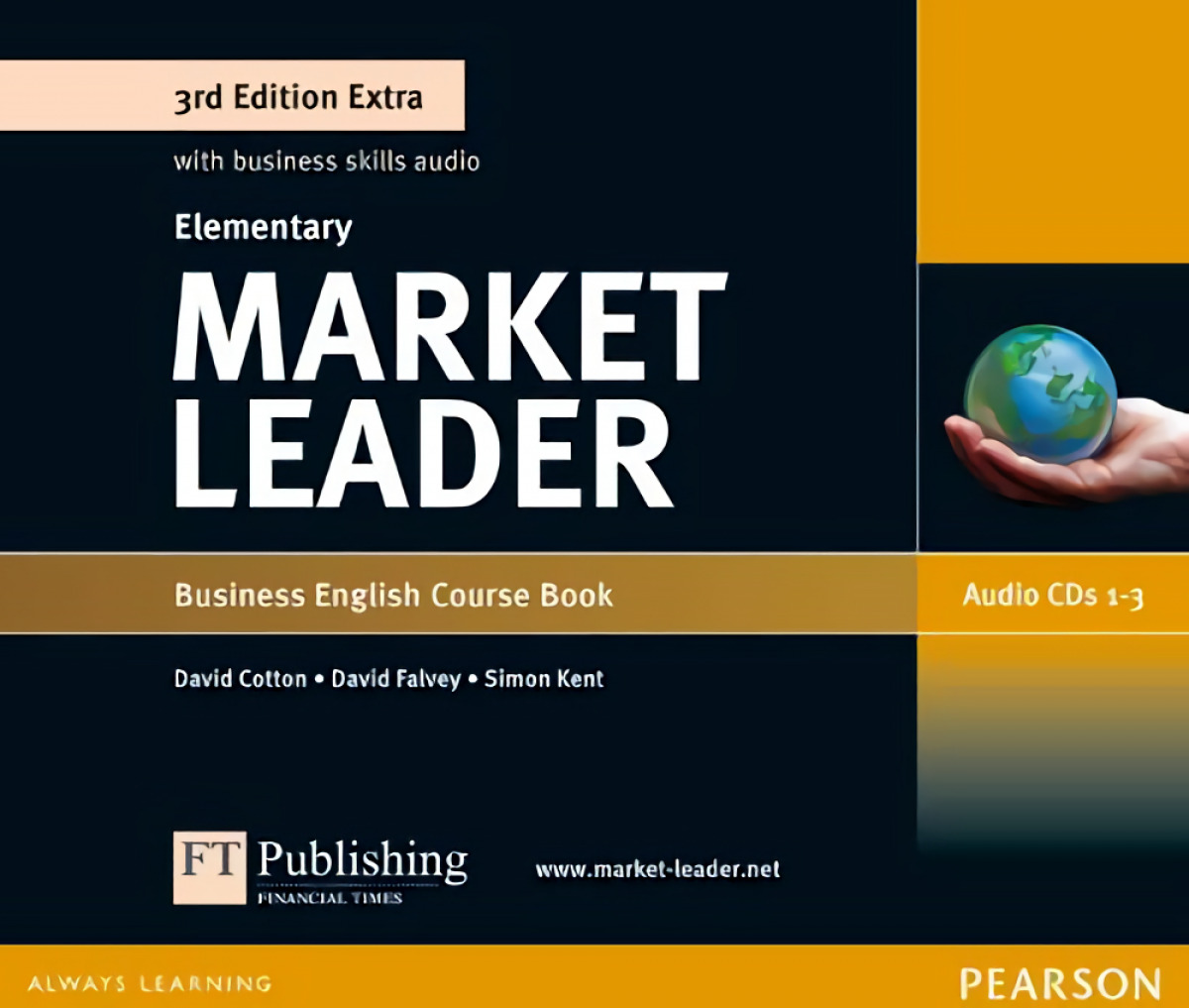 MARKET LEADER EXTRA ELEMENTARY CLASS AUDIO 3RD EDITION