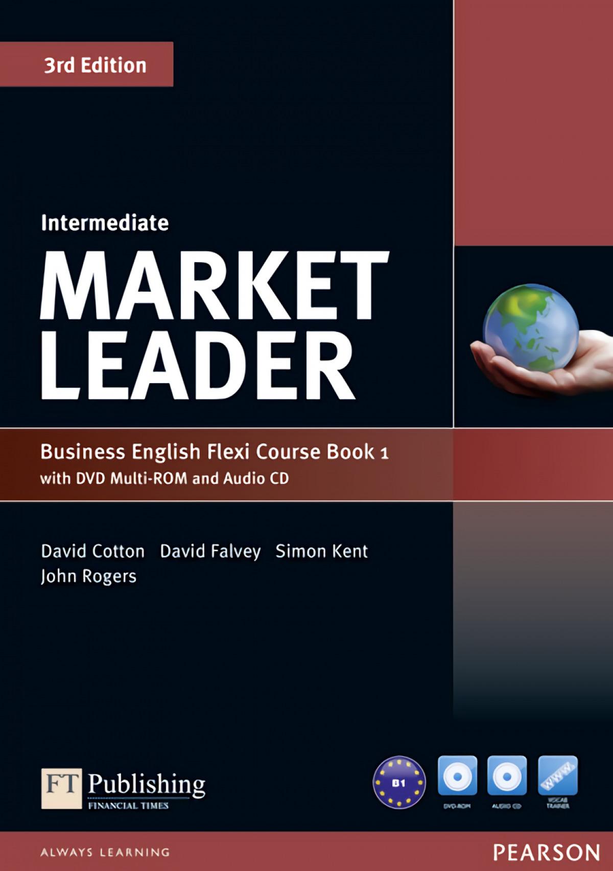 market leader intermediate flexi 1 coursebook pack