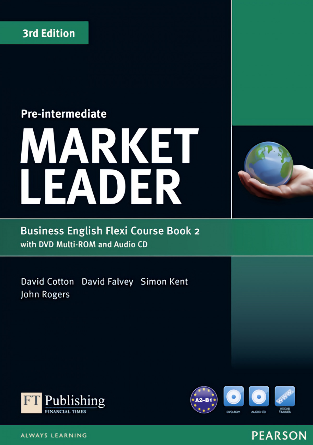 market leader pre-intermediate flexi 2 coursebook pack