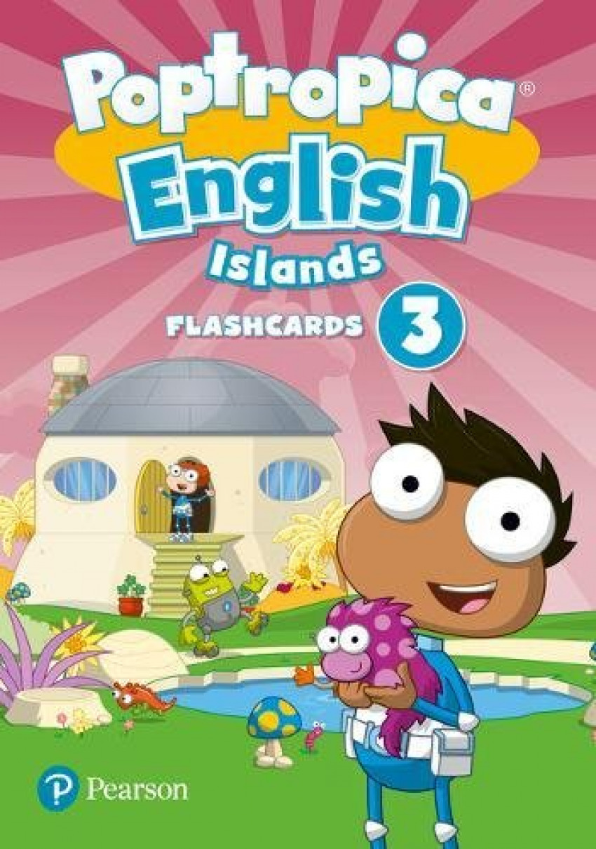 EP - POPTROPICA ENGLISH ISLANDS LEVEL 3 FLASHCARDS
