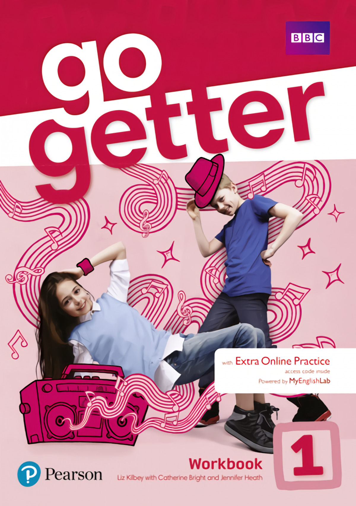 GoGetter 1 Workbook with Online Homework PIN Code Pack