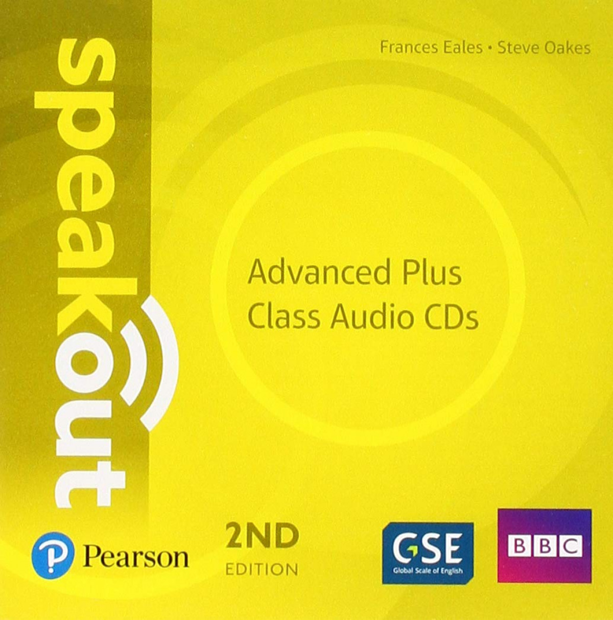SPEAKOUT ADVANCED PLUS 2ND EDITION CLASS CDS