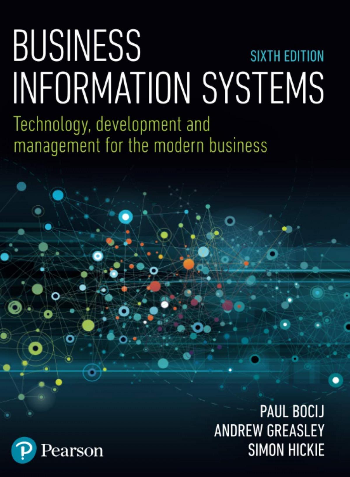 Business information systems : technology, development