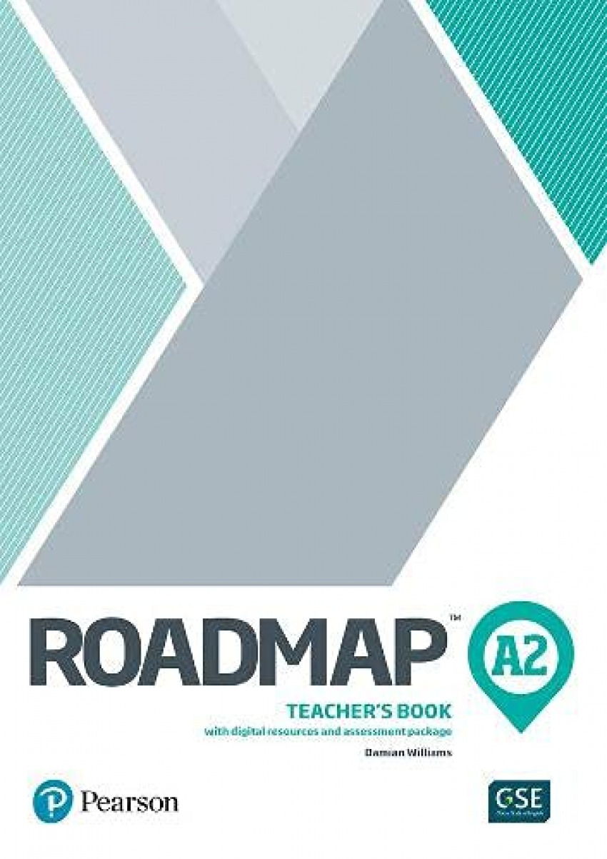 Roadmap A2 Teachers Book with Digital Resources