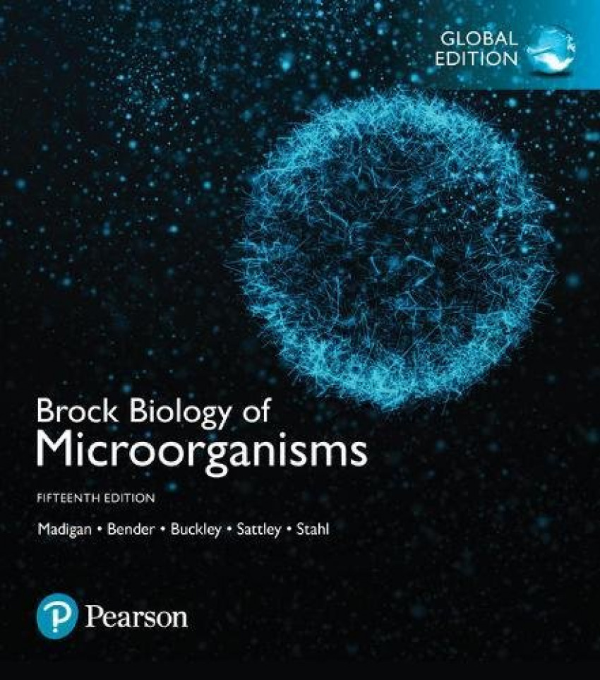 Brock Biology of Microorganisms plus Pearson Mastering Microbiology with Pearson