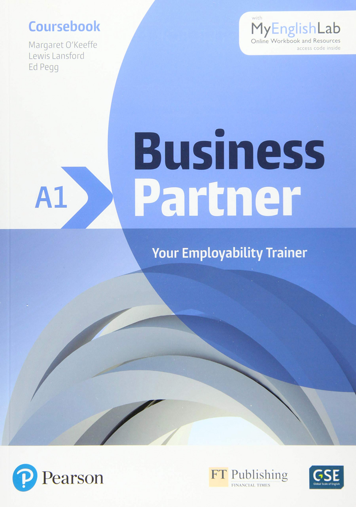 Business Partner A1 Coursebook and Standard MyEnglishLab Pack