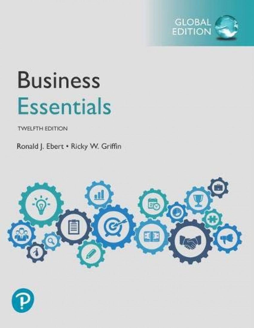 Ebert:business essentials