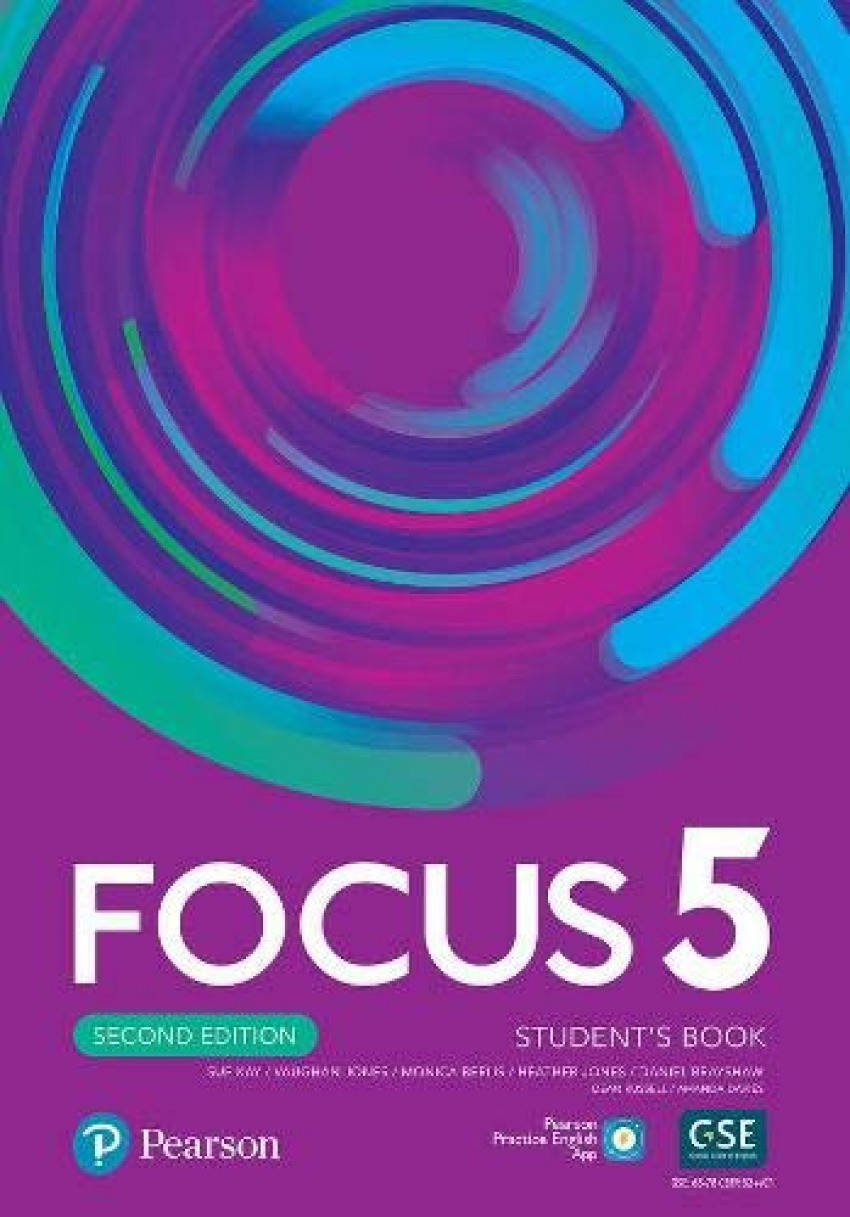 FOCUS 2E 5 STUDENT'S BOOK WITH BASIC PEP PACK