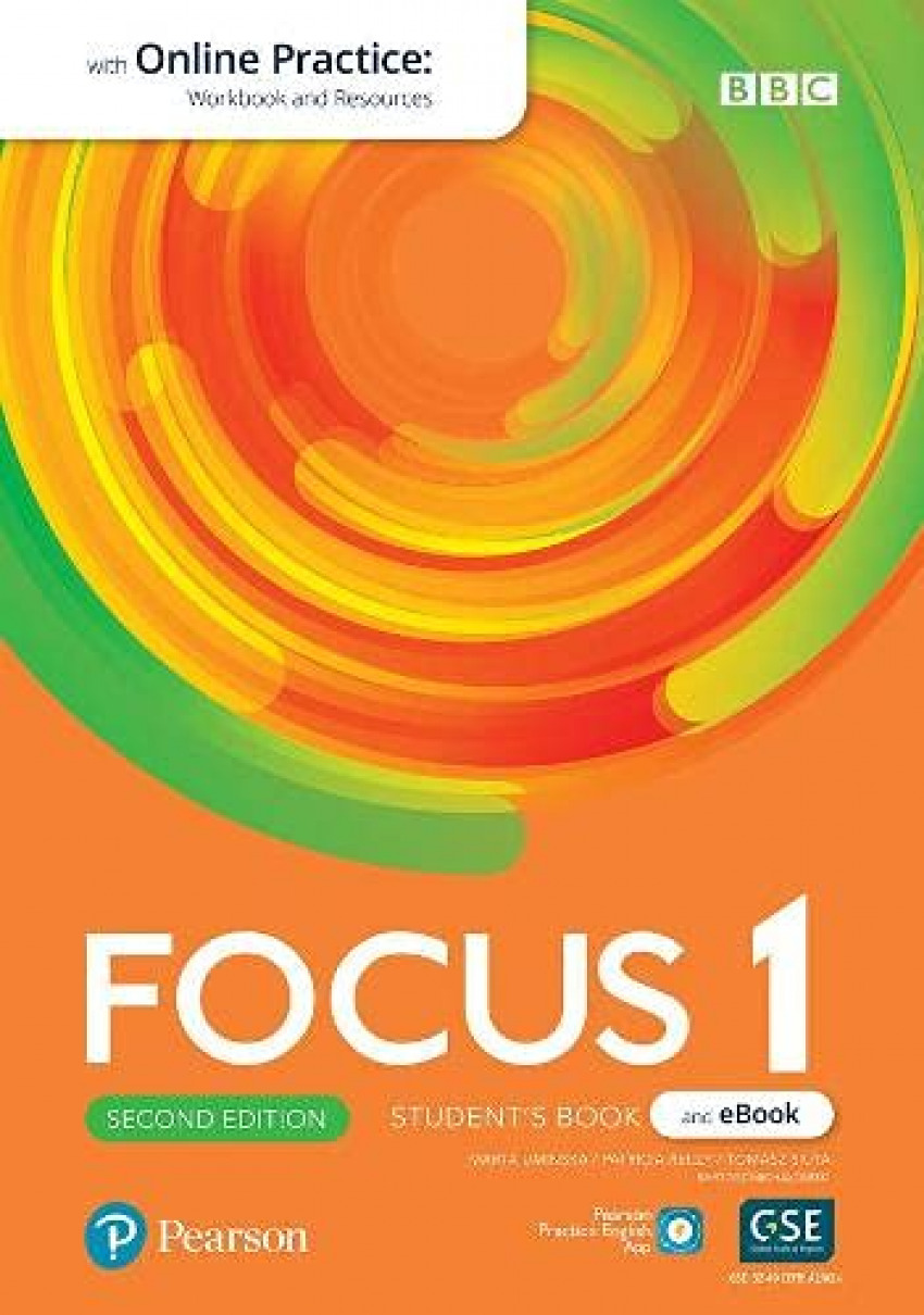 FOCUS 2E 1 STUDENT'S BOOK WITH PEP STANDARD PACK +EBOOK