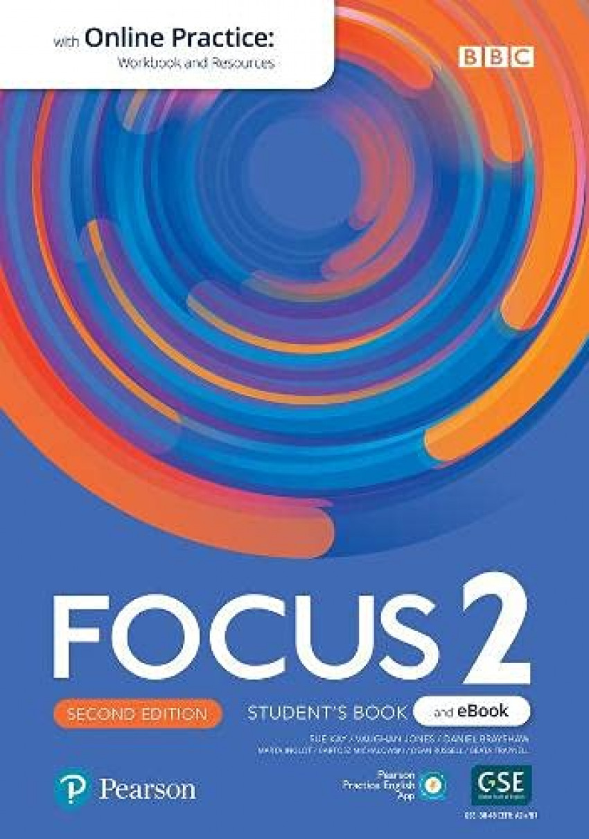 OCUS 2E 2 STUDENT'S BOOK WITH STANDARD PEP PACK (+ebook) 2021