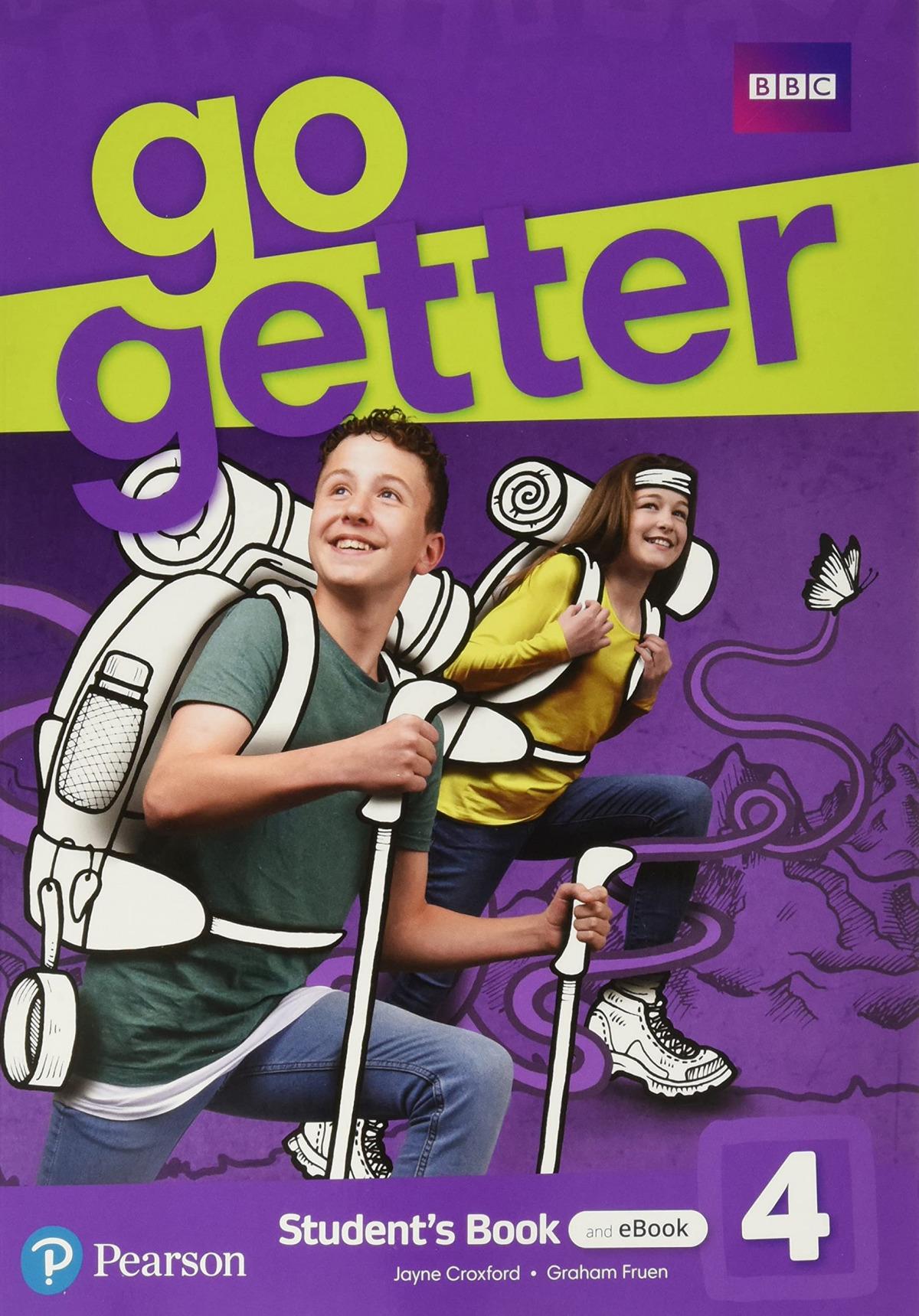 GOGETTER 4 ALUM+EBOOK
