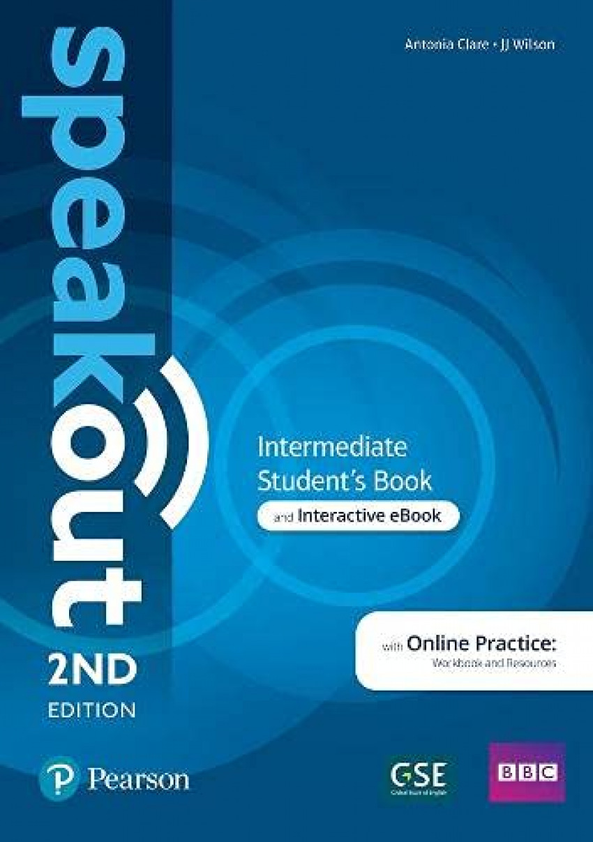 SPEAKOUT INTERMEDIATE STUDENT'S WITH ONLINE PRACTICE:(WORKBOOK AND RESOURCES)