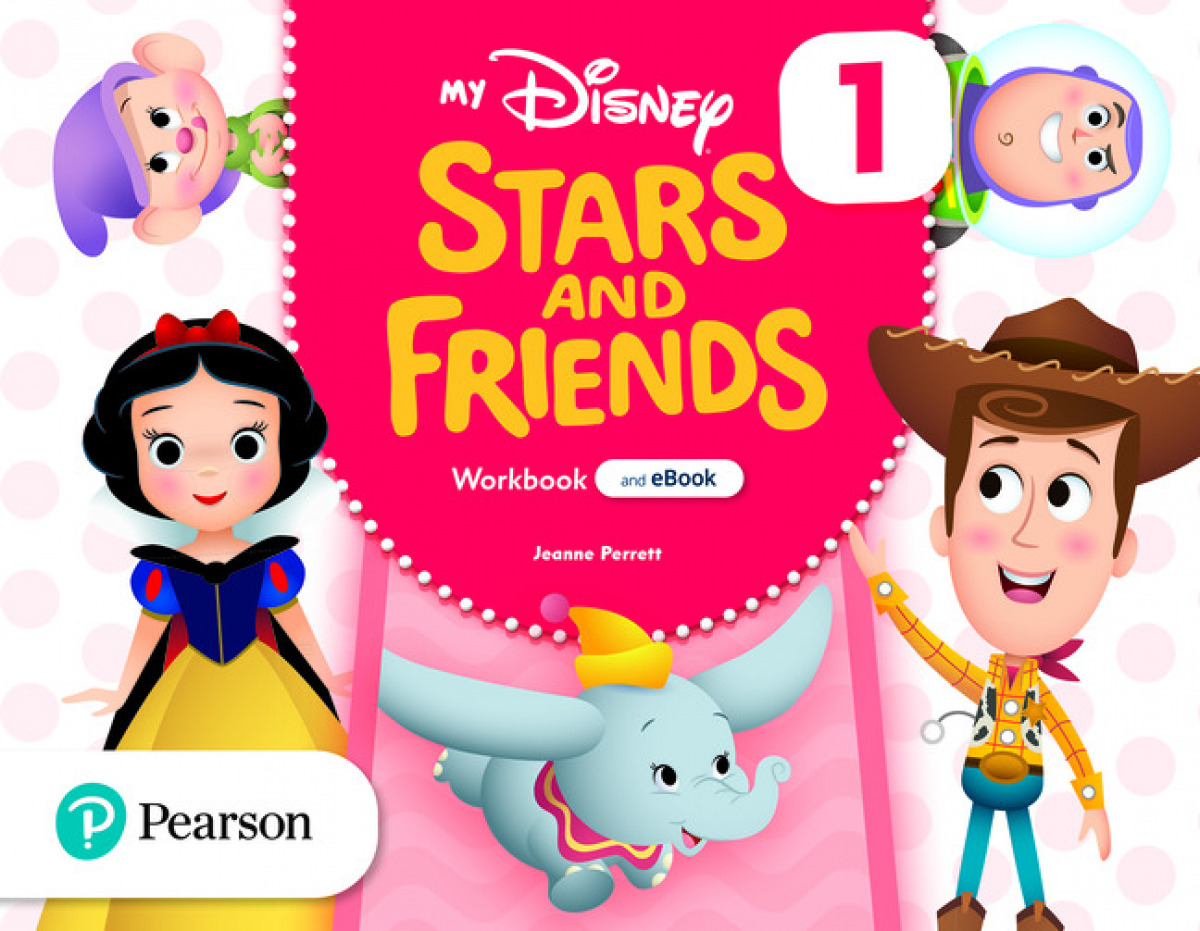 My Disney Stars and Friends 1 Workbook with eBook