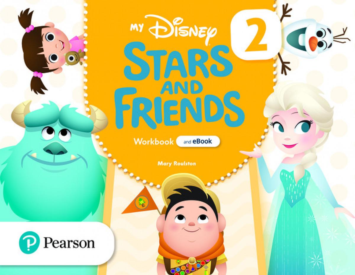 My Disney Stars and Friends 2 Workbook with eBook