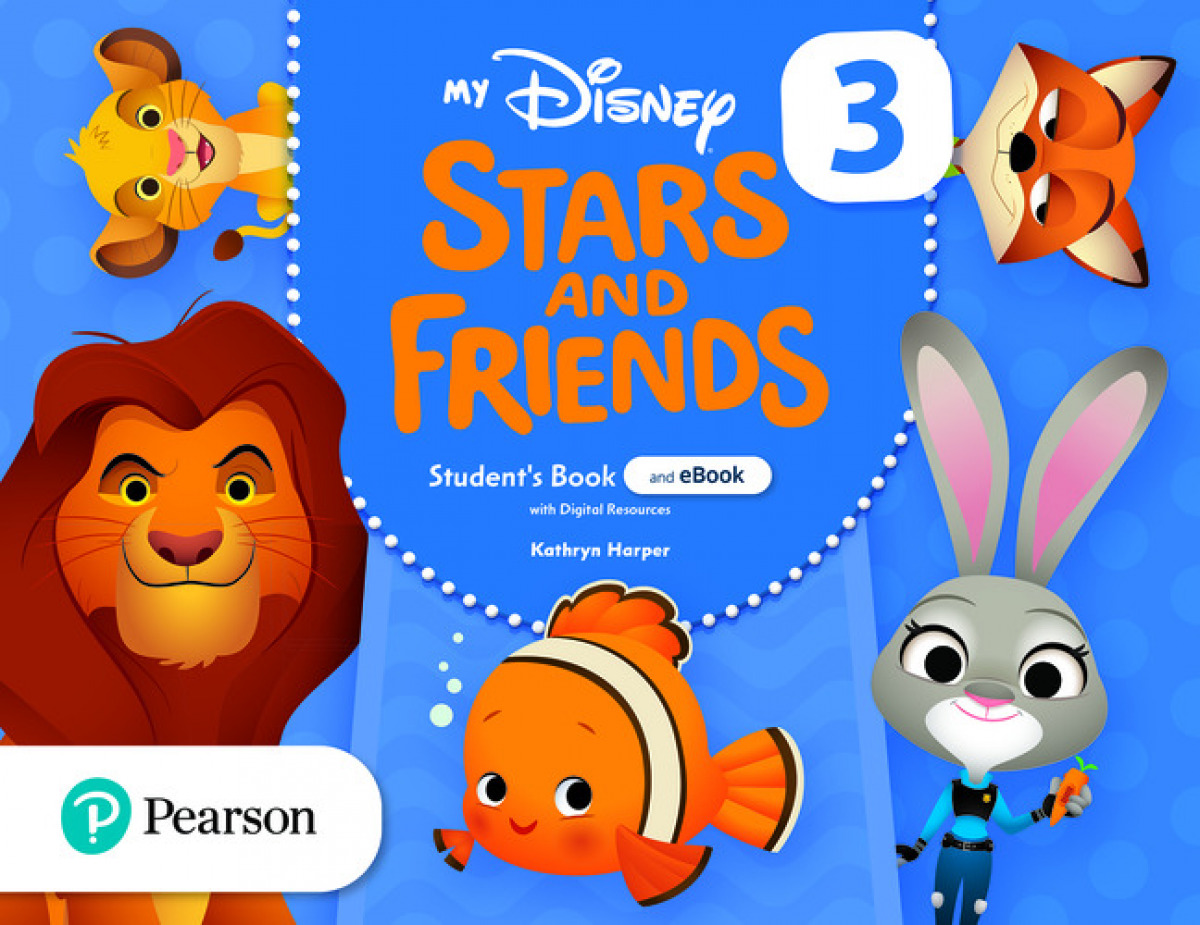 My Disney Stars and Friends 3 Student's Book and eBook with digital resources